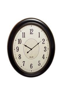 Часы настенные (garda decor) черный 61x76x5 см.