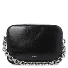 Сумка FURLA FURLA BLOCK MINI C/BODY CATENA черный