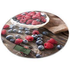 Весы кухонные Lumme LU-1341 ягодный микс