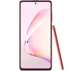 Смартфон Samsung Galaxy Note10 Lite Red (SM-N770F/DSM)
