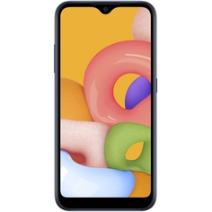 Смартфон Samsung Galaxy A01 Blue (SM-A015F/DS)