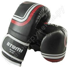 Снарядные перчатки atemi размер m, цвет черный, ltb-16201 00-00000789