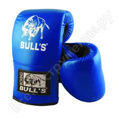 Снарядные перчатки atemi bulls размер xl, цвет синий, btb-17001 00-00002166