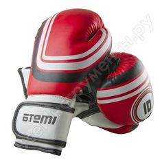 Боксерские перчатки atemi 14 унций размер l/xl, цвет красный, ltb-16101 00-00000745