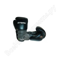 Боксерские перчатки atemi apbg-001 promax 8 унций 00000106868