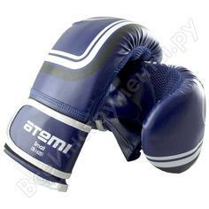 Снарядные перчатки atemi размер l, цвет синий, ltb-16201 00-00000794