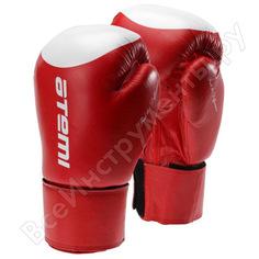 Боксерские перчатки atemi р. 14 oz ltb19009 00000098728