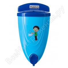 Дозатор для жидкого мыла mario kids 8330 blue 24.37