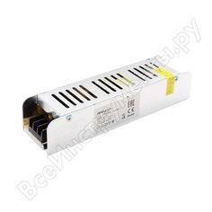 Блок питания apeyron слим-метал 12в, 60 вт, ip20, 5 а, 160х40х30мм 03-47