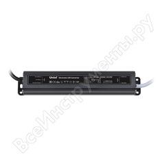 Блок питания для светодиодов с защитой от короткого замыкания uniel uet-val-040a67 6010