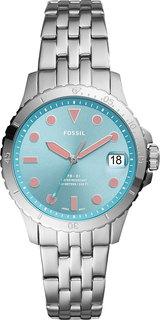 Женские часы в коллекции FB-01 Женские часы Fossil ES4742