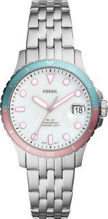 Женские часы в коллекции FB-01 Женские часы Fossil ES4741