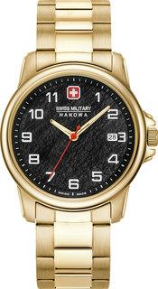 Швейцарские мужские часы в коллекции Land Мужские часы Swiss Military Hanowa 06-5231.7.02.007
