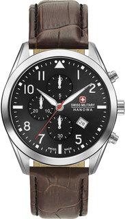 Швейцарские мужские часы в коллекции Land Мужские часы Swiss Military Hanowa 06-4316.7.04.007