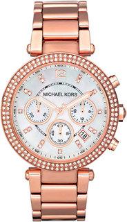 Женские часы в коллекции Parker Женские часы Michael Kors MK5491-ucenka