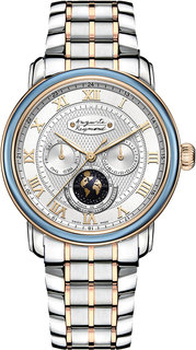 Швейцарские мужские часы в коллекции Cotton Club Мужские часы Auguste Reymond 1686.3.770.1