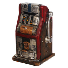 Копилка Cobest игровой автомат 9.5x8.5x15.5cm
