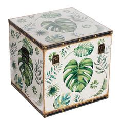 Коробка декоративная Grand forest tropica 22x22x22