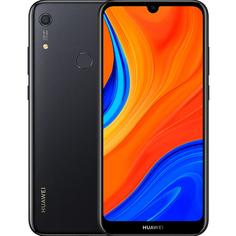 Смартфон Huawei Y6s 64 GB Starry Black
