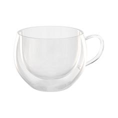 Чашка Qwerty Medio стекло 270 мл