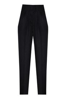 Антрацитовые брюки Magali Isabel Marant