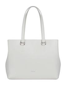 Белая сумка-тоут Next Furla