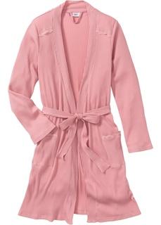 Домашняя одежда Халат банный в рубчик Bonprix