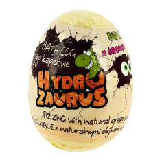 Бурлящий шар-соль для ванн MARBA HYDRO ZAURUS DIPLODOCUS детский с игрушкой 140 г