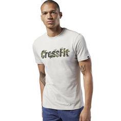 Спортивная футболка Reebok CrossFit® Camo