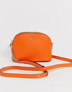 Ярко-оранжевая сумка через плечо Kate Spade-Оранжевый