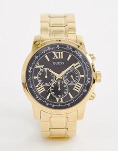 Наручные часы Guess W0379G4 Horizon-Золотой