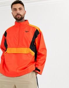 Оранжевая куртка Reebok-Оранжевый