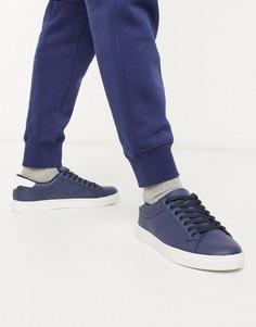 Бело-синие кроссовки Loyalty & Faith-Темно-синий
