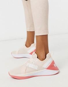 Розовые кроссовки Puma Jaab XT-Розовый