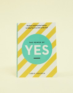 "Книга ""The Power of Yes""-Мульти Books"