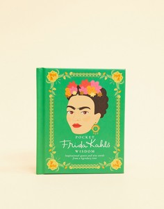 "Книга ""Pocket frida kahlo wisdom""-Мульти Books"