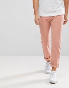 Джинсы Levis original 501-Розовый