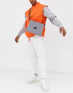Серая стеганая сумка HXTN Supply-Серый