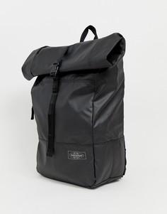 Черный рюкзак с ролл-топом и покрытием объемом 24 л Eastpak