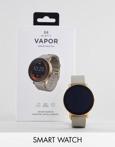Смарт-часы с серым ремешком Misfit MIS7002 Vapor-Серый
