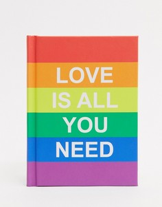 "Книга ""Love is all you need""-Мульти Books"