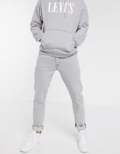Серые узкие джинсы Levis 511-Серый