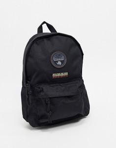 Черный маленький рюкзак Napapijri