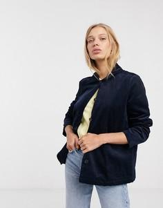 Куртка Selected-Темно-синий