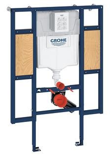 Система инсталляции для подвесного унитаза GROHE Rapid SL (1,13 м) (39140000)