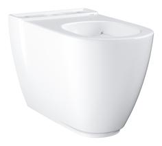 Унитаз напольный GROHE Essence Ceramic, альпин-белый (3957200H)