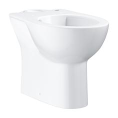 Унитаз GROHE Bau Ceramic напольный для комбинации с бачком наружного монтажа, альпин-белый (39349000)