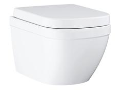 Унитаз подвесной GROHE Euro Ceramic, альпин-белый (39554000)