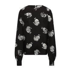 Блузы Lanvin Шелковая блузка Lanvin