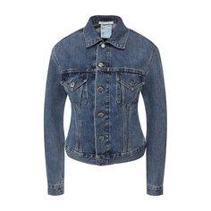Куртки Helmut Lang Джинсовая куртка Helmut Lang